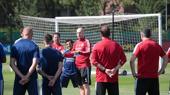Feyenoord Technical and Medical Staff