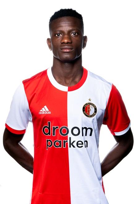 Edgar Miguel Ié - Verdediger Feyenoord 1