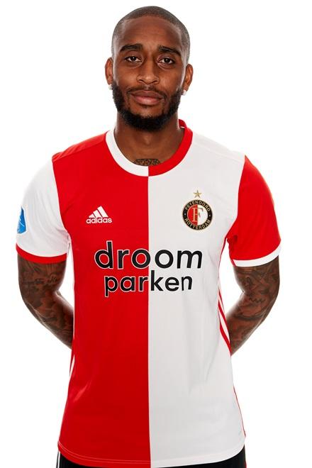Leroy Fer - Middenvelder Feyenoord 1