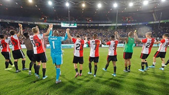 Feyenoord first team squad