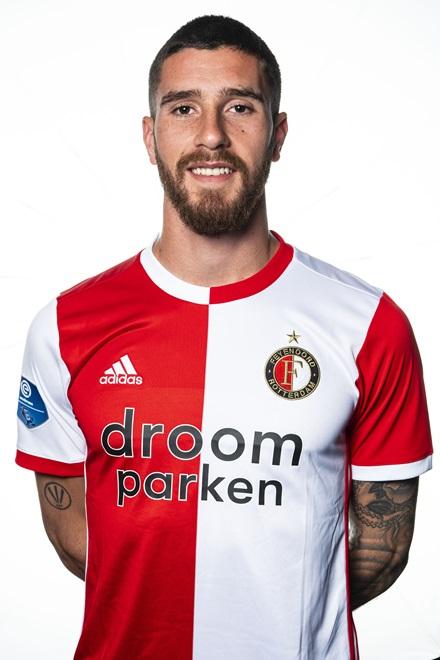 Marcos Senesi - Verdediger Feyenoord 1
