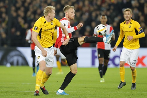 Official Website Of Feyenoord Rotterdam Feyenoord Com