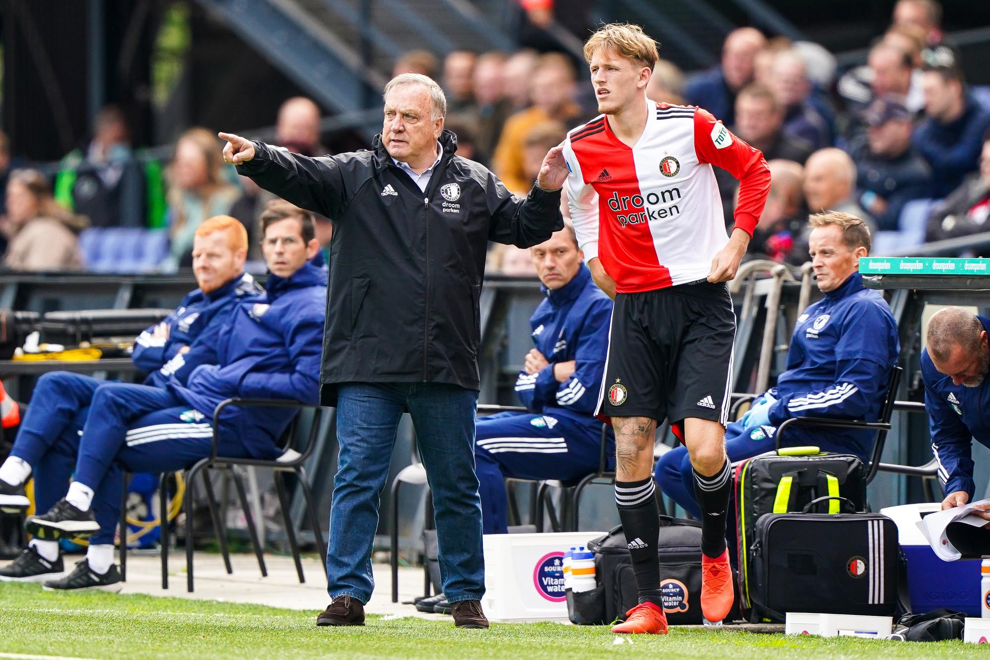 Burger Verhuurd Aan Sparta Rotterdam Feyenoord Nl