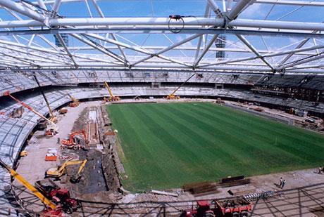 Renovatie van Stadion Feijenoord