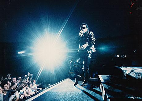 U2 in De Kuip
