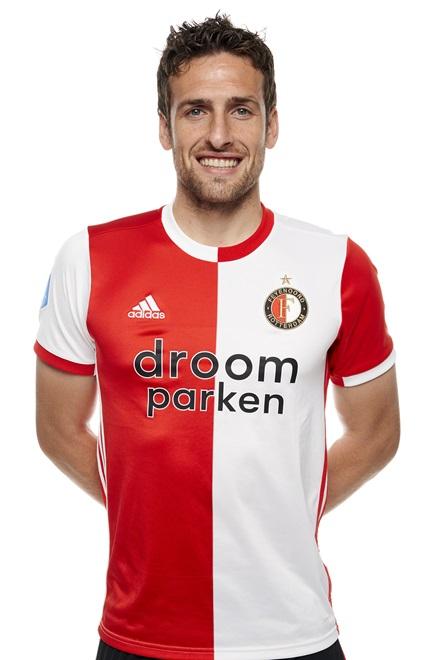 Eric Botteghin - Verdediger Feyenoord 1
