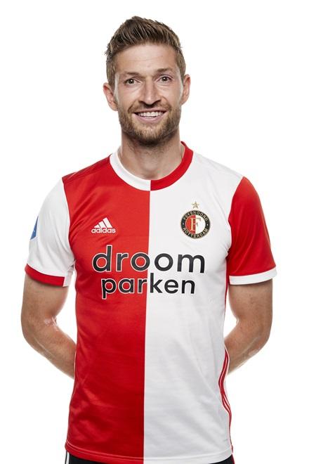 Jan-Arie van der Heijden - Verdediger Feyenoord 1