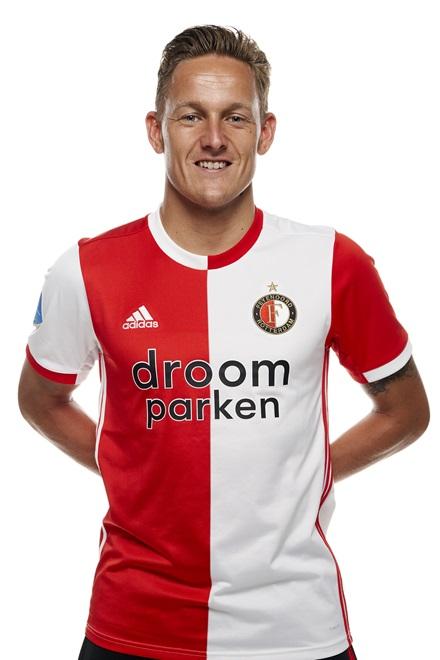 Jens Toornstra - Middenvelder Feyenoord 1
