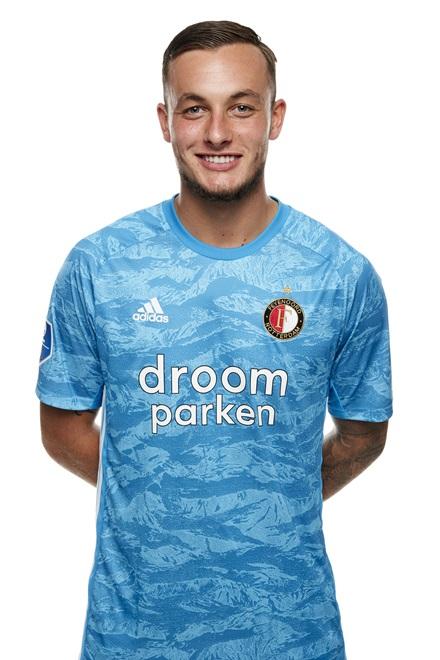 Justin Bijlow - Keeper Feyenoord 1
