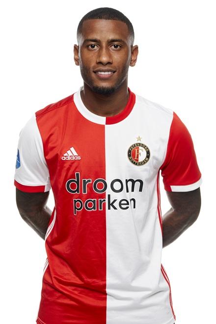 Luciano Narsingh - Aanvaller Feyenoord 1
