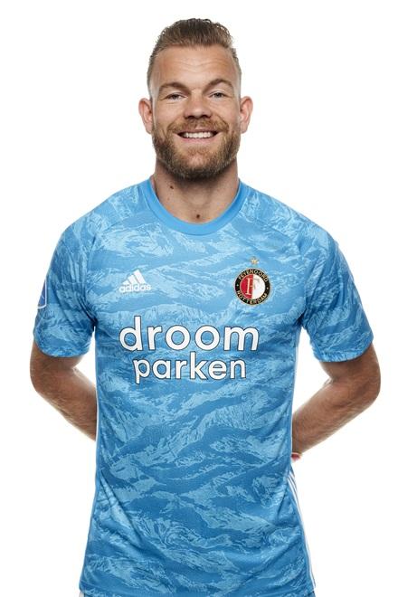Nick Marsman - Keeper Feyenoord 1