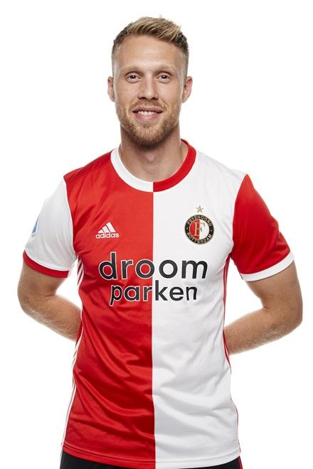 Nicolai Jørgensen - Aanvaller Feyenoord 1