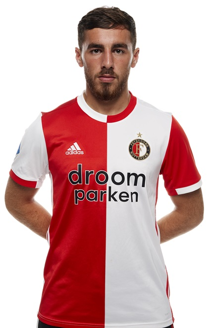 Orkun Kökcü - Middenvelder Feyenoord 1
