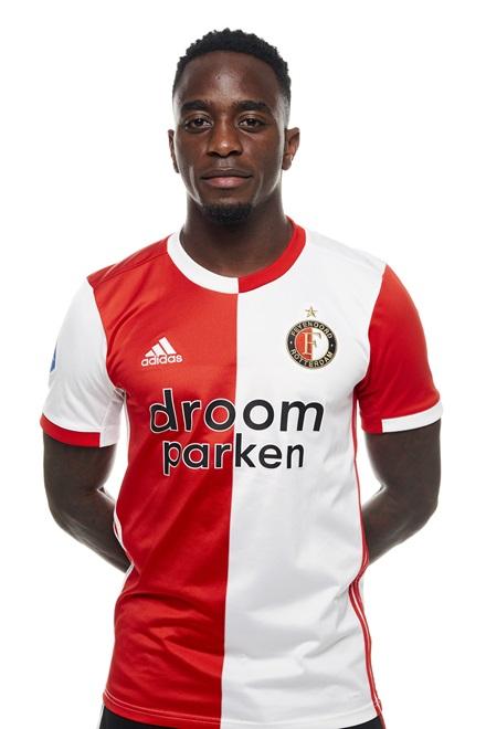 Ridgeciano Haps - Verdediger Feyenoord 1