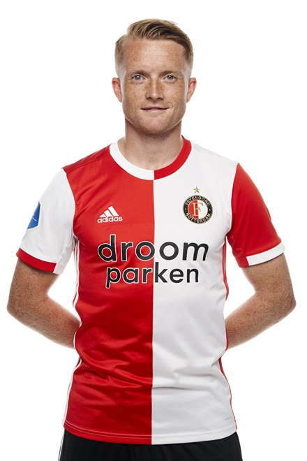 Sam Larsson - Aanvaller Feyenoord 1