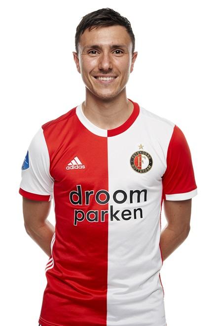 Steven Berghuis - Aanvaller Feyenoord 1
