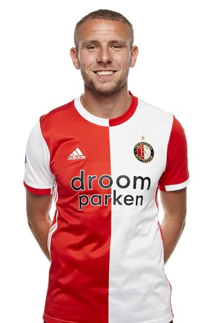 Sven van Beek - Verdediger Feyenoord 1
