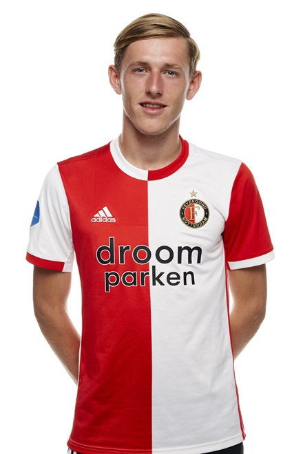 Wouter Burger - Middenvelder Feyenoord 1