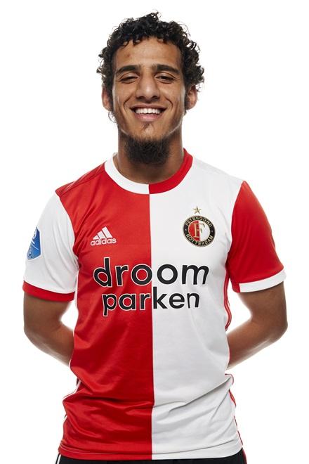 Yassin Ayoub - Middenvelder Feyenoord 1