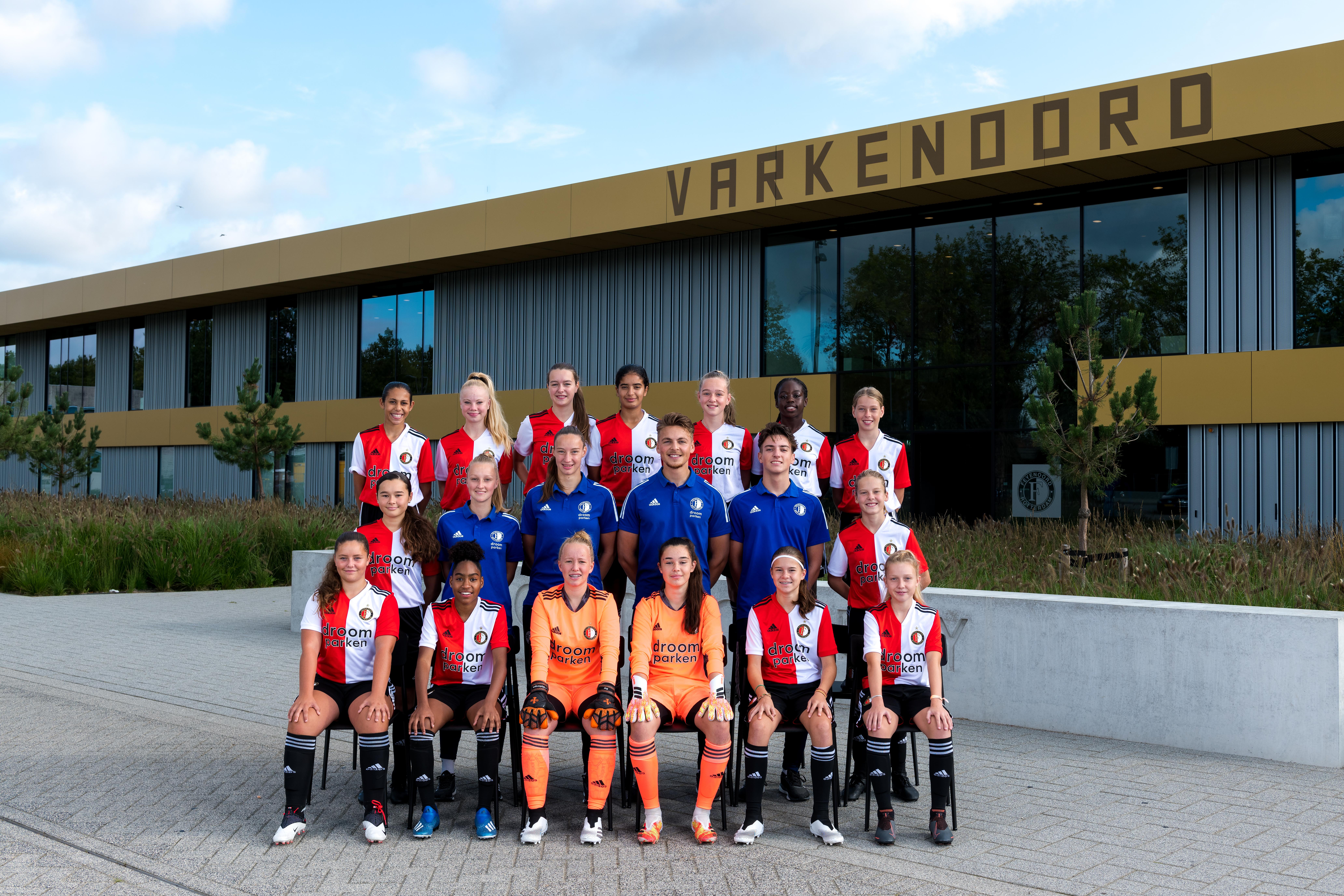Feyenoord Meiden O14