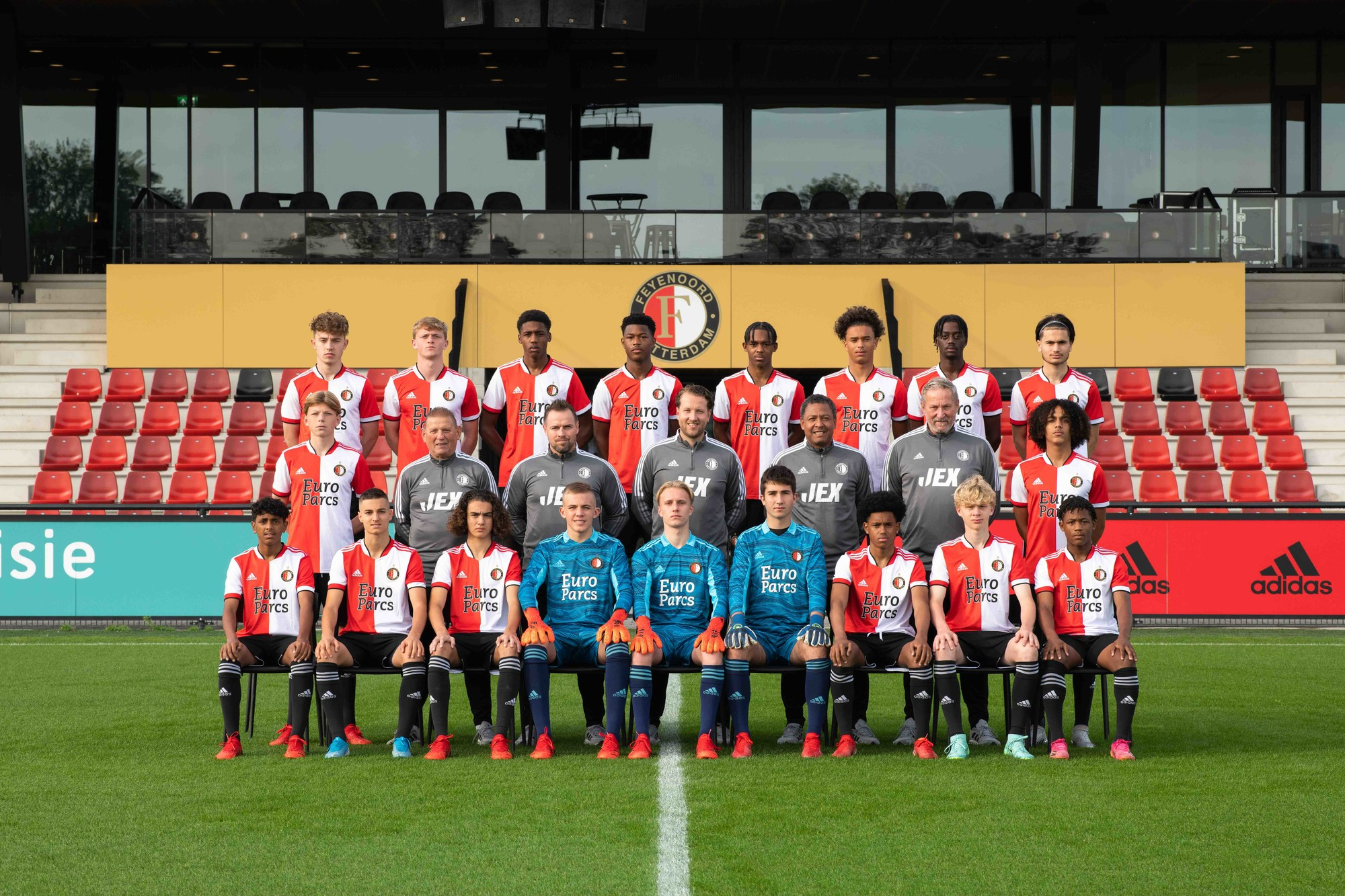 Feyenoord O17 2021-2022