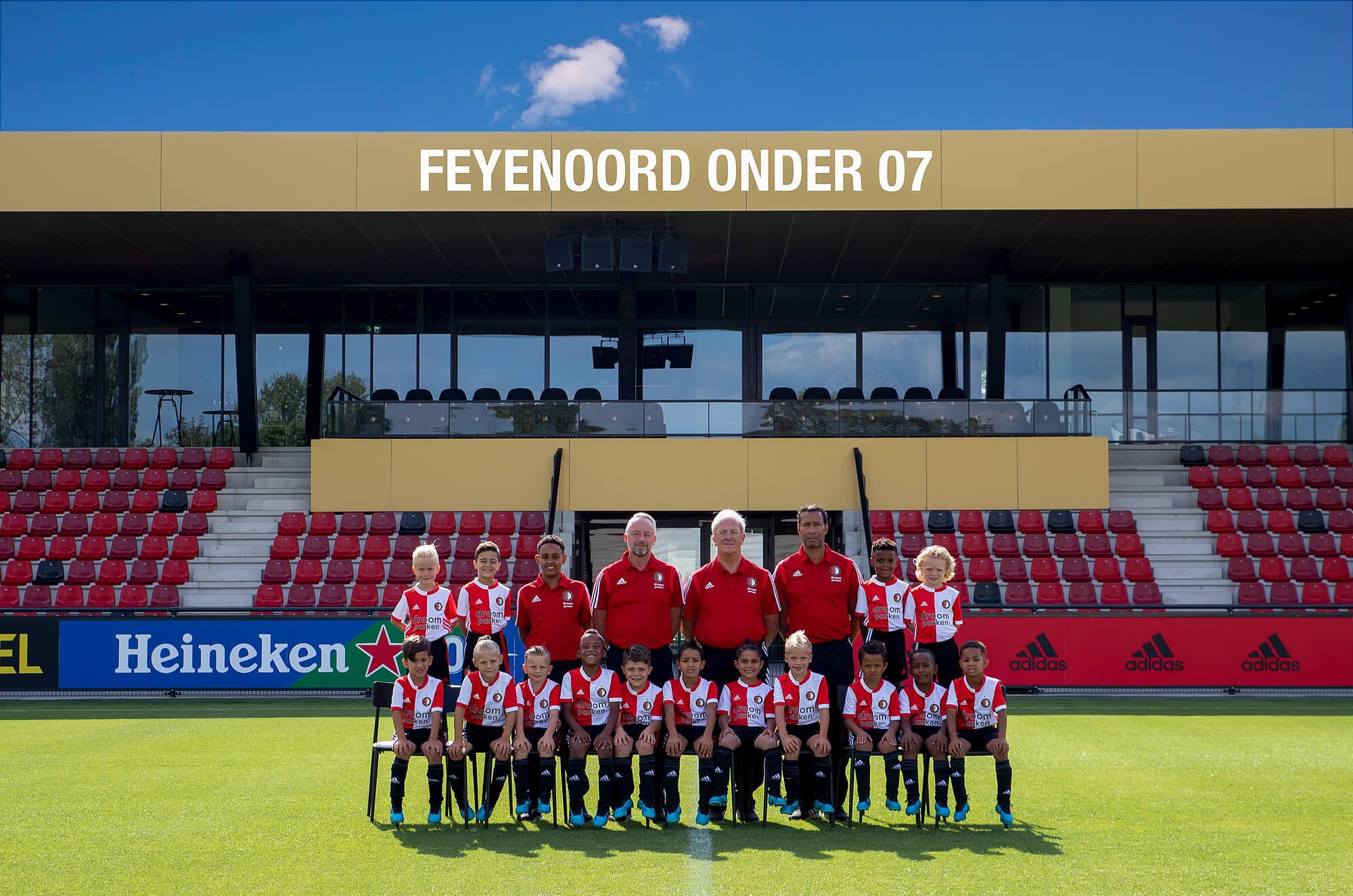 Feyenoord Academy Onder 7