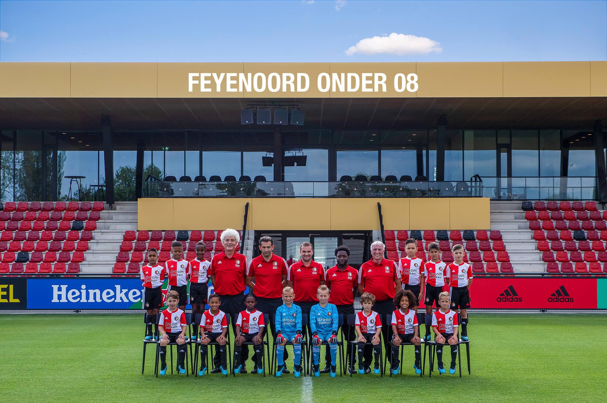 Feyenoord Academy Onder 8