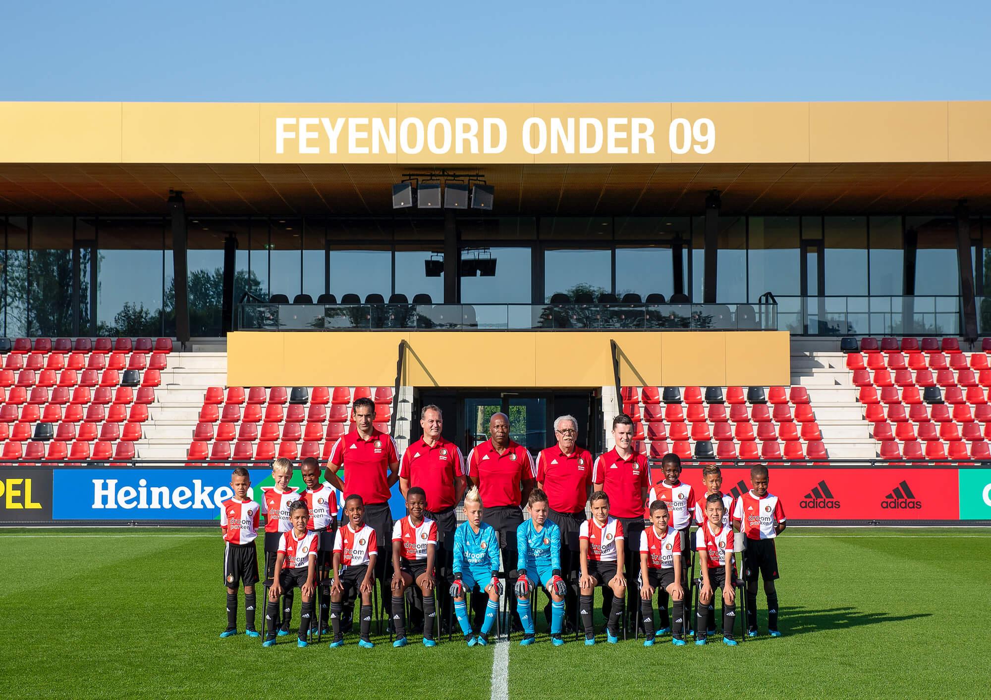 Feyenoord Academy Onder 9