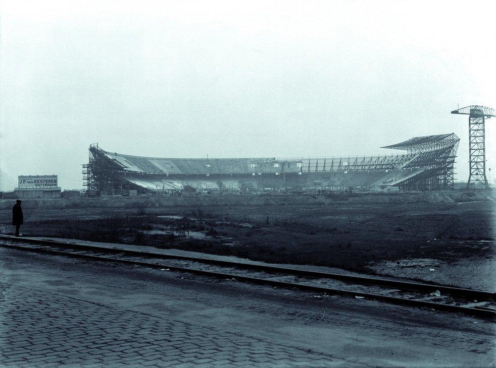 Stadium Feijenoord De Kuip