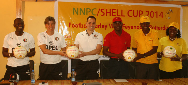 Shell Partners Feyenoord to improve NNPC Shell Cup