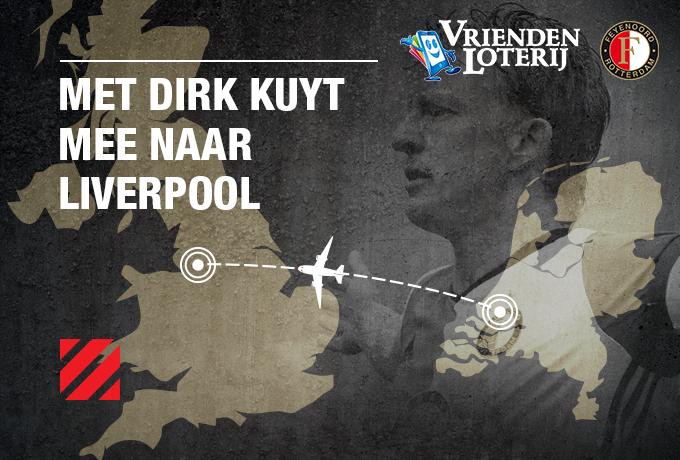 Met Dirk Kuyt mee naar Liverpool