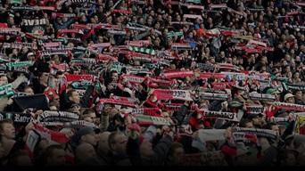 Feyenoord supporters