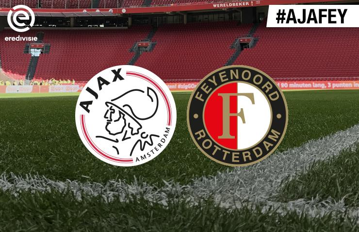 Voorbeschouwing Ajax Feyenoord Feyenoord Nl