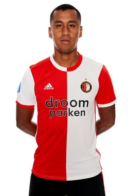 Renato Tapia - Middenvelder Feyenoord 1
