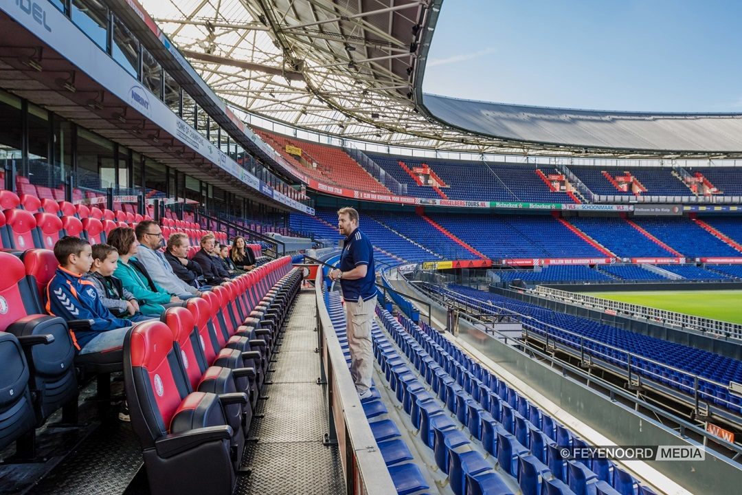 Stadium Tour Museum Tickets Feyenoord Com