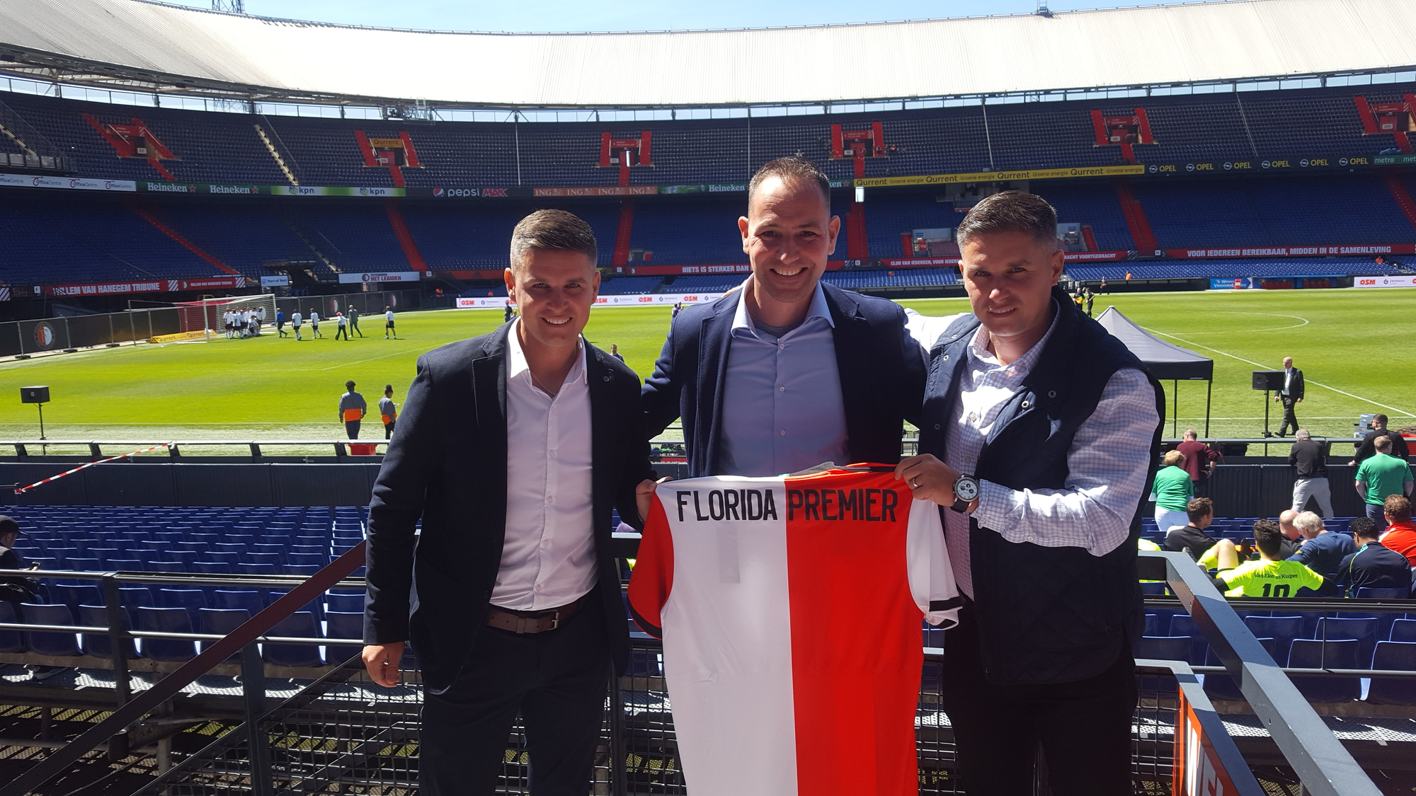 Feyenoord creates a strategic partnership in Florida