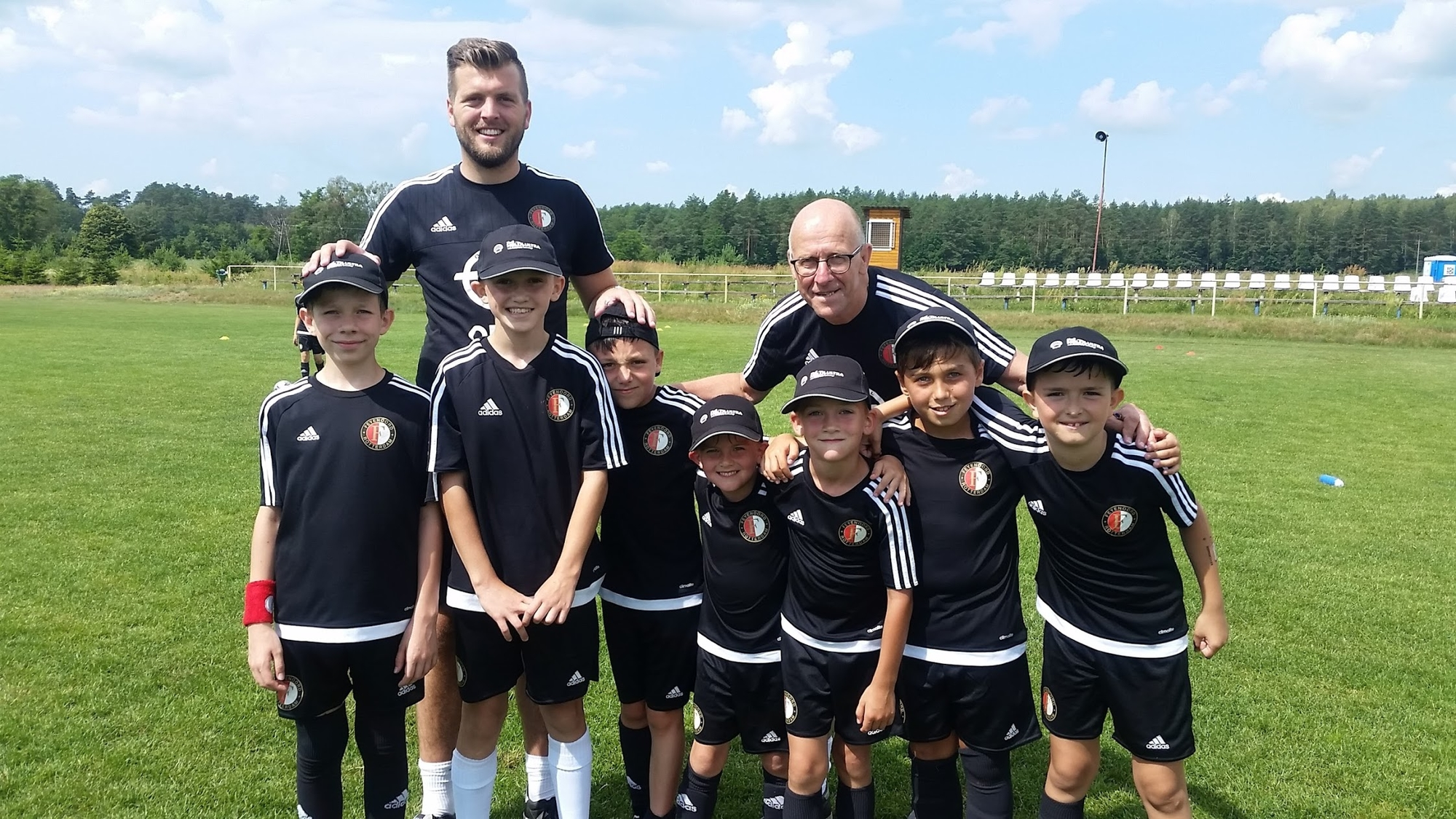 Successful first Feyenoord Camp in Poland