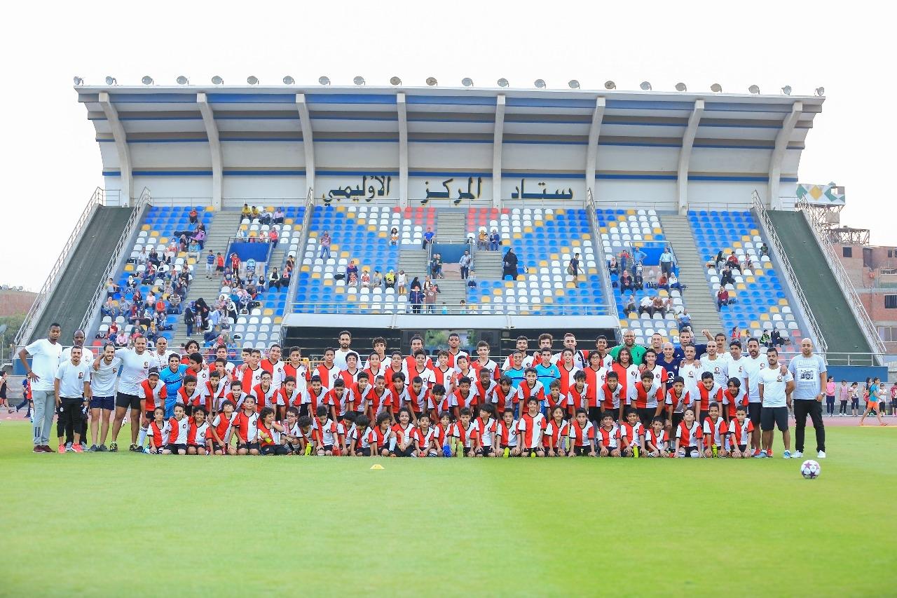 Partnership agreement for Feyenoord Football School in the UAE