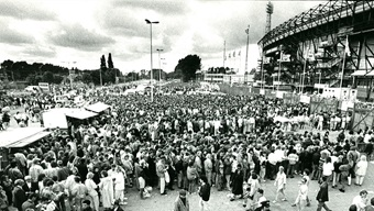 Historie Stadion Feijenoord