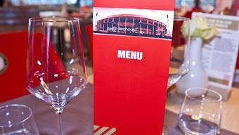Menukaart Brasserie De Kuip