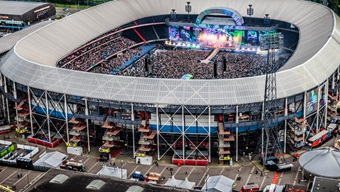 Rent a room for more than 250 people in Rotterdam? Rent a room in De Kuip