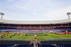 De Kuip as an event location in Rotterdam?