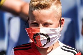 Coronamaatregelen Feyenoord