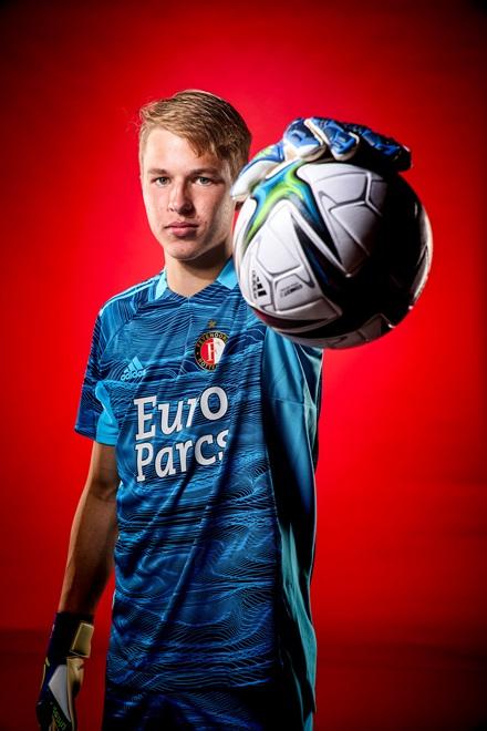 Thijs Jansen - Keeper Feyenoord 1